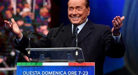 Berlusconi pozitivan na Covid 19