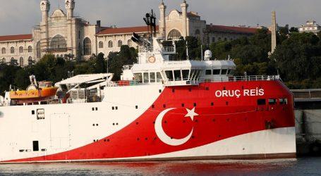 """Turski brod vratio se iz Sredozemlja, Grčka to zove """"pozitivnim korakom"""""""