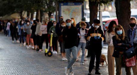 ČEŠKA: Rekord od 1.677 novozaraženih, treća po broju zaraza u Europi