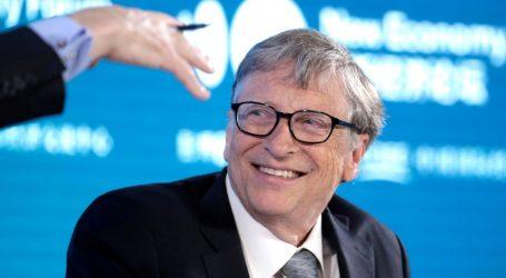 "Bill Gates: ""Pandemija zaustavila napredak u borbi protiv siromaštva i bolesti"""