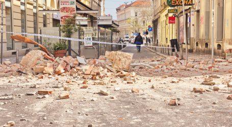 Znanstveno istraživanje: Zagreb može zadesiti potres magnitude 6,3