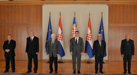 Predsjednik Milanović odlikovao pripadnike Prve samostalne satnije Podsused