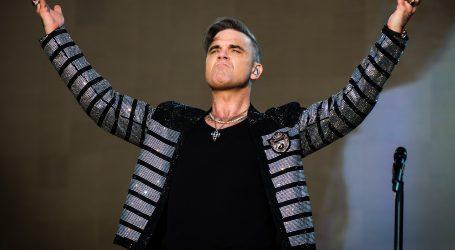 Bježeći od koronavirusa Robbie Williams se s obitelji preselio u švicarske planine