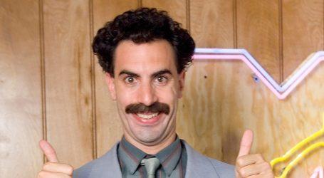 "Sacha Baron Cohen u tajnosti snimio film ""Borat 2"""