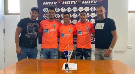 Prvi kolumbijski igrači stigli na Šubićevac