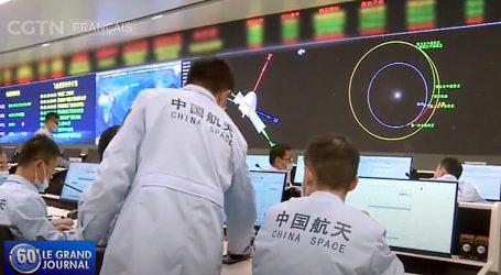Uspješno provedena korekcija putanje za svemirsku misiju Tianwen-1