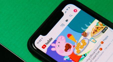YouTube će pomoću umjetne inteligencije maloljetnicima ograničiti pristup nedozvoljenim sadržajima