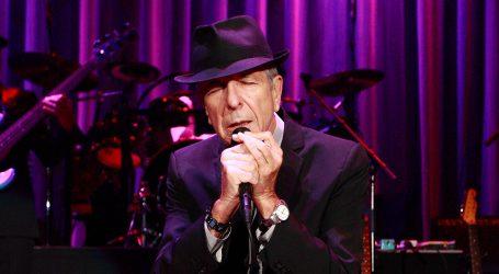 Leonard Cohen, pjesnik ljubavi i smrti