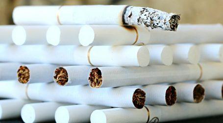 Crnogorski državljanin pokušao prokrijumčariti oko 3 tisuće šteka cigareta