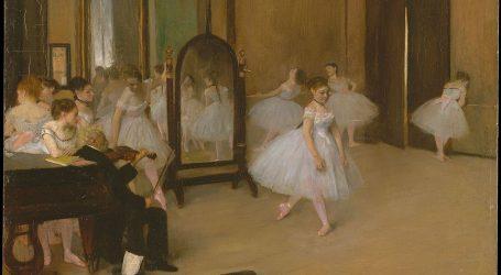 Edgar Degas, slikar koji je bio fasciniran baletom