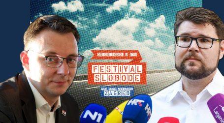 Oporbeni političari podijeljeni oko podrške Festivalu slobode