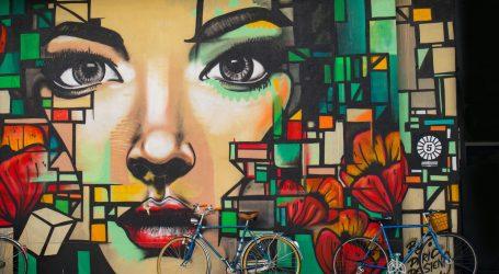 Francusko mjesto u Alzasu je središte ulične umjetnosti