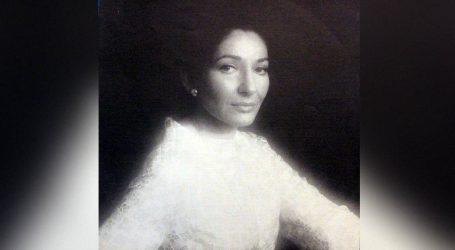 Dan kad je umrla Maria Callas