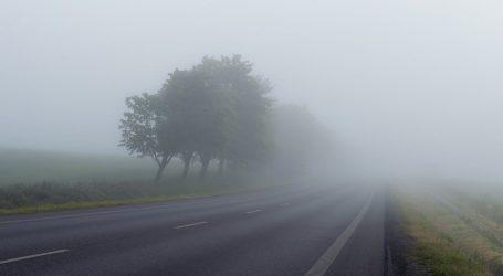 HAK: Magla smanjuje vidljivost u Lici