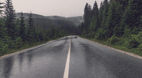 HAK: Kolnici mokri i skliski, otvorena samo tri granična prijelaza između Mađarske i Hrvatske