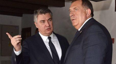 """MILANOVIĆ: """"Nitko u EU ne razumije stanje u BiH"""""""