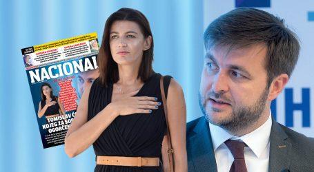 EKSKLUZIVNO: Tomislav Ćorić prvi je kojeg za sobom želi povući ogorčena Josipa Rimac
