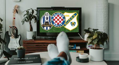 Večeras igraju Lokomotiva, Hajduk i Rijeka – evo gdje ih možete gledati