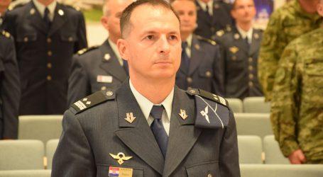 MORH: Pukovnik Ražov novi zapovjednik 93. krila HRZ-a