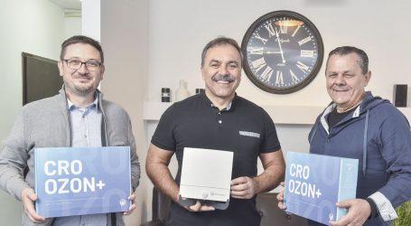 Orepić i partneri: 'Ozonom ćemo pomoći u borbi protiv koronavirusa'