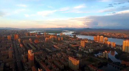 Rijeka Jalu, granica kineskog Dandonga i sjevernokorejskog Sinuijua