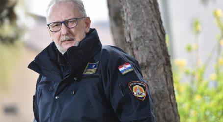 """Božinović ranjenom policajcu: """"Želimo ti brz oporavak i zahvaljujemo na odgovornom radu!"""""""