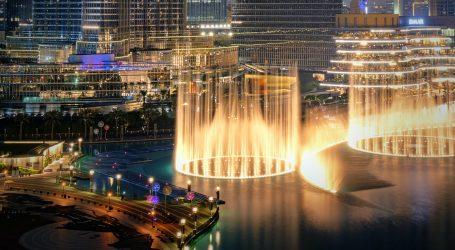 U Dubaiju puštena u rad najveća svjetska fontana