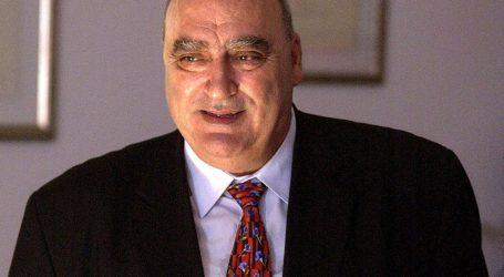 Umro bivši gradonačelnik Splita Slobodan Beroš