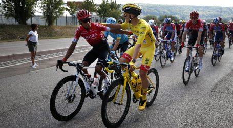 Biciklist Nairo Quintana zbog ozljede završava sezonu