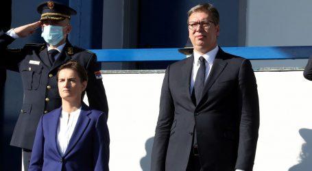 Vučić ponovo dao Ani Brnabić mandat za sastav srbijanske vlade