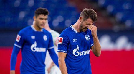 Crni niz: Schalke već 20 utakmica bez pobjede