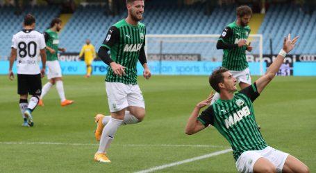 SERIE A: Minimalna pobjeda Rome, Sassuolo vodeća momčad lige