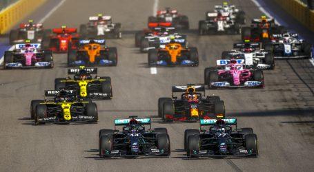 Formula 1: VN Turske bez gledatelja