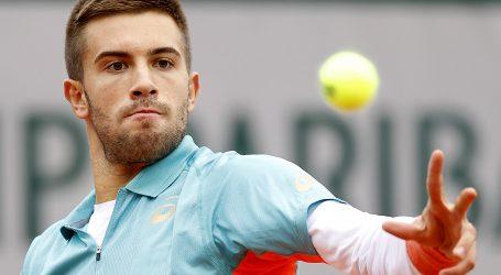 ATP: Borna Ćorić napredovao na 24. mjesto