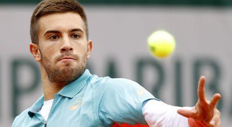 ATP ljestvica: Ćorić ostao 27., Čilić 40. tenisač svijeta