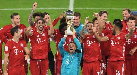 Bayern osvojio svoj osmi Superkup, peti im je to trofej u 2020. godini