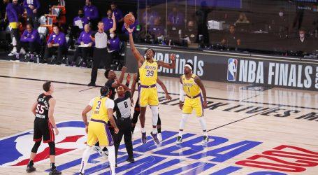 NBA: Rekordno mala gledanost finala doigravanja