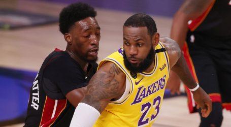NBA finale: Lakersi poveli 2:0 protiv Miamija