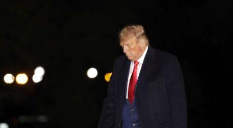 """Trump primio remdesivir, javio se iz bolnice: """"Dobro mi je, mislim"""""""