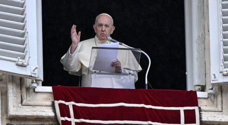 Papa Franjo osudio 'kratkovidan, ekstreman, ozlojeđen i agresivan nacionalizam'