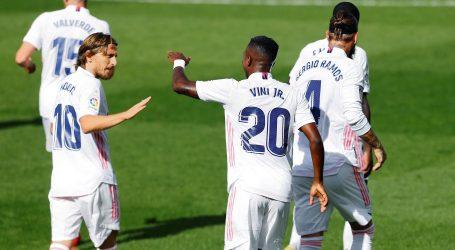 PRIMERA: Real Madrid preuzeo vodstvo, Modrić igrao do 89. minute
