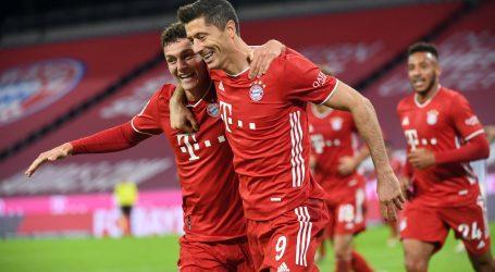 BUNDESLIGA: Bayern – Hertha 4-3, četiri pogotka Lewandowskog