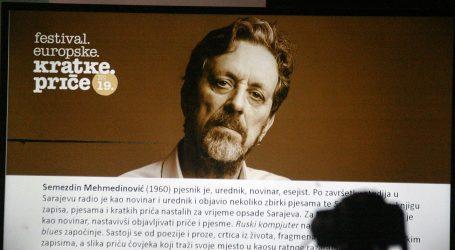 """Mehmedinović na FEKP-u: """"Kao u ratu, i sad se raspala socijalna struktura"""""""