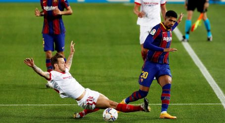 Povratak Rakitića na Nou Camp: Remi Barcelone i Seville