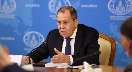Lavrov: Rusija je protiv revizije Daytona, a želi stabilnu BiH i Balkan