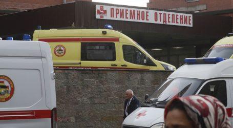 Rusija prijavila novi rekordni broj zaraženih i umrlih od covida
