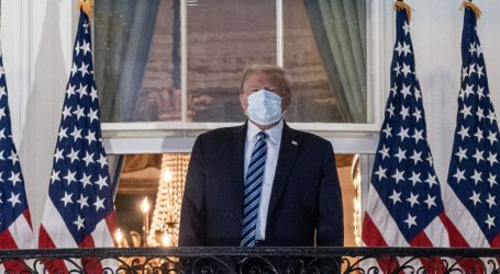 Donald Trump izašao iz bolnice, ponovio poruke građanima da se ne boje koronavirusa