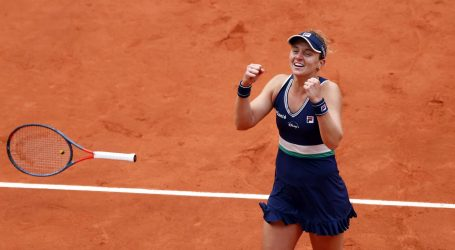 Roland Garros: Argentinska kvalifikantica Podoroska šokirala Svitolinu