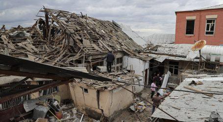 Počeo prekid vatre u Nagorno Karabahu