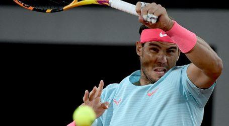 Roland Garros: Nadal u kasnom noćnom terminu svladao 19-godišnjeg Sinnera